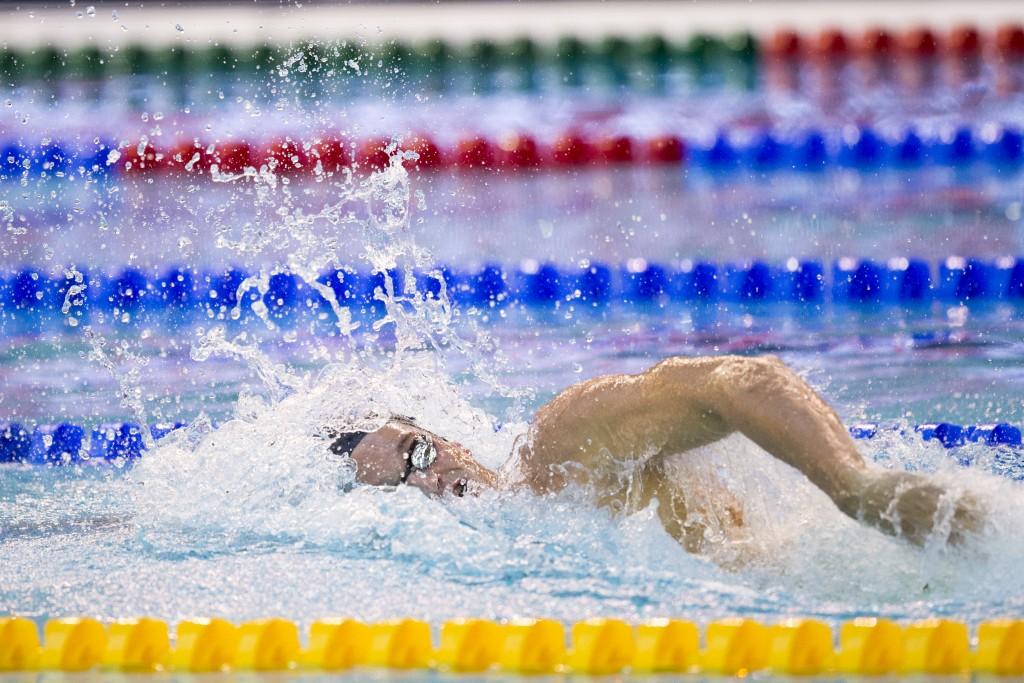 Yannick Agnel - 200 nage libre messieurs