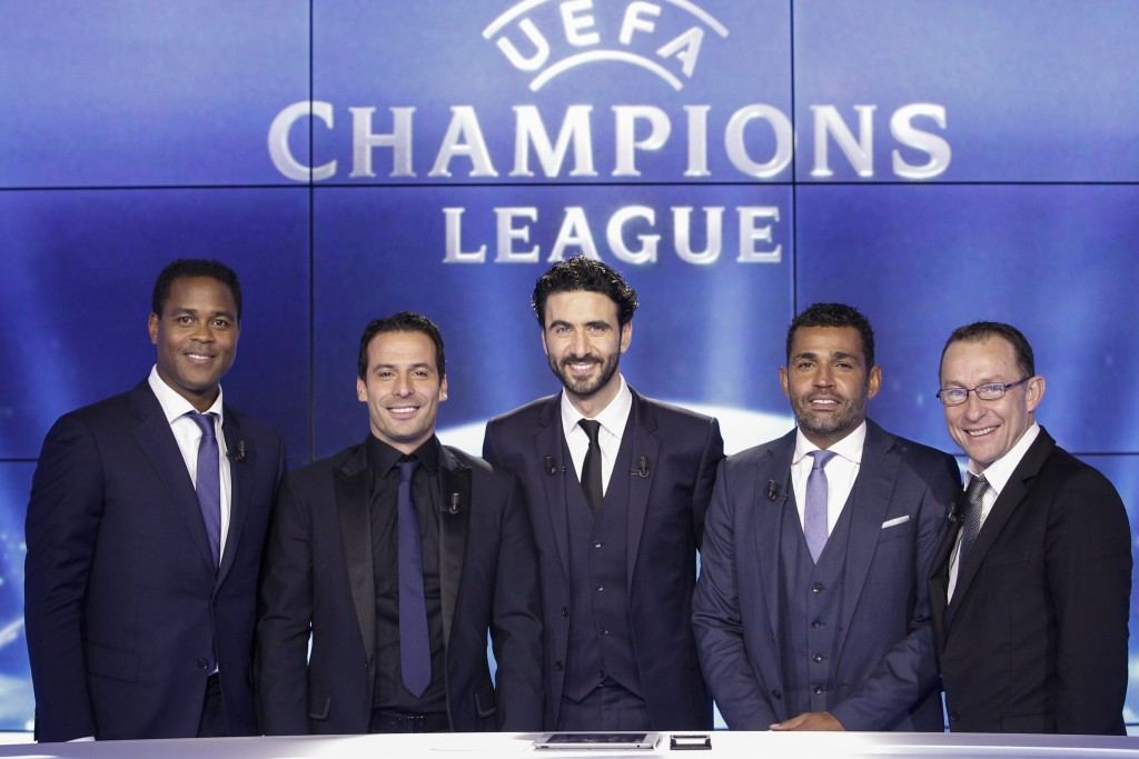 FOOTBALL : Multiplex Champions League - BeinSports - 26/11/2014