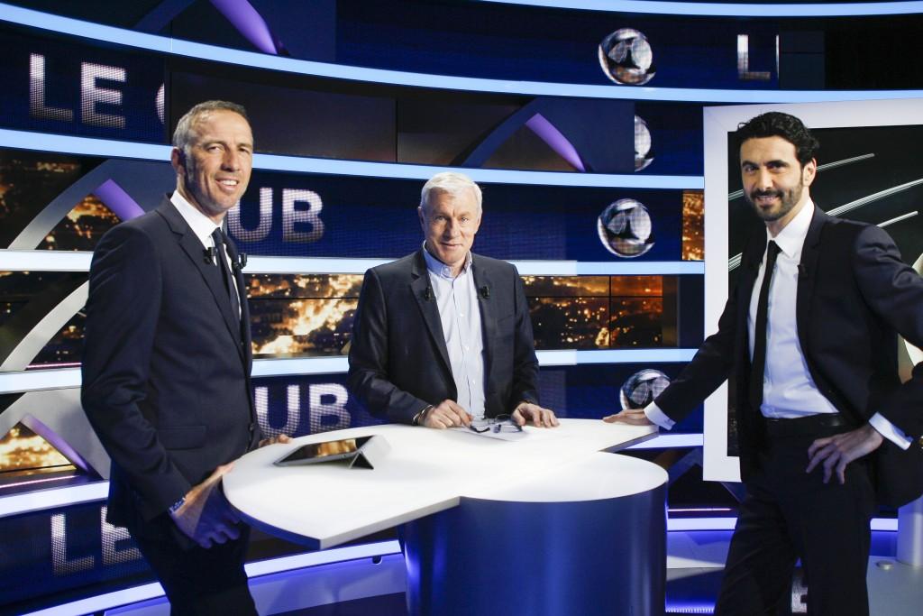 FOOTBALL : Emission Le Club - Bein Sport - 15/04/2014