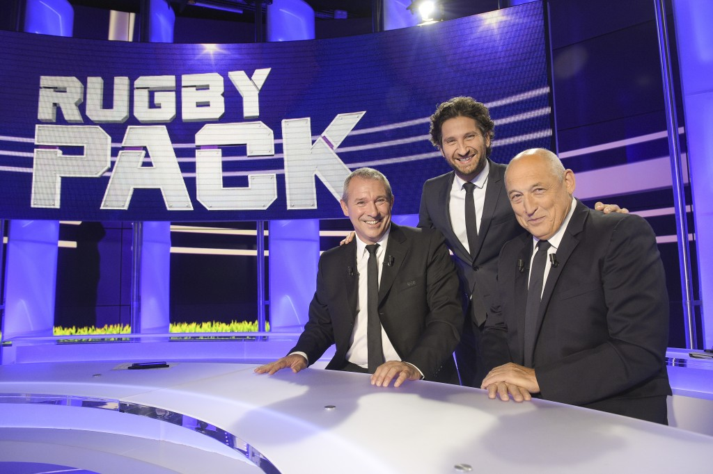 NEWS : Rugby Pack - BeIn sport - 24/08/2014