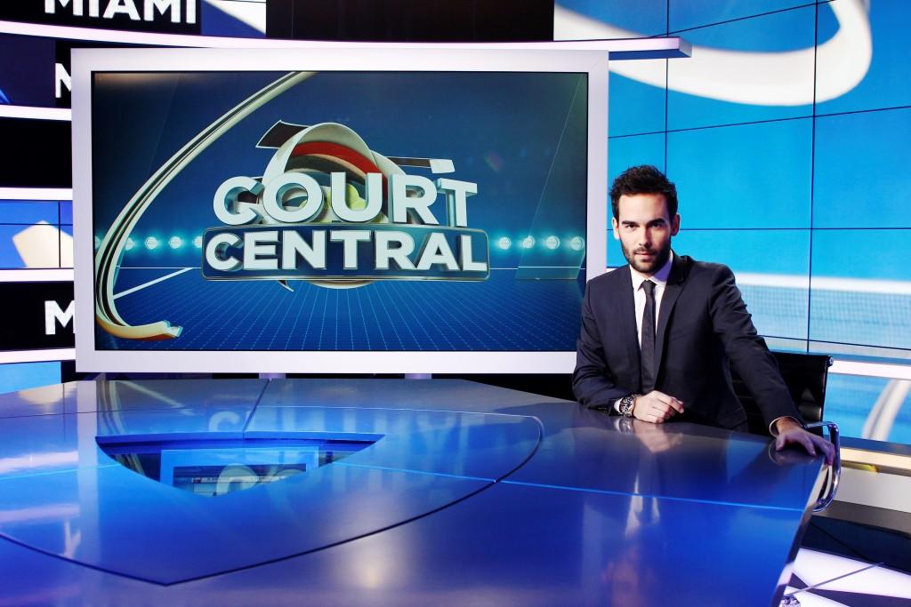TENNIS :  Show Centre Court - Bein Sport - 03/23/2014