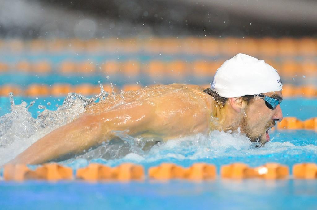 Michael Phelps - 100 m Papillon