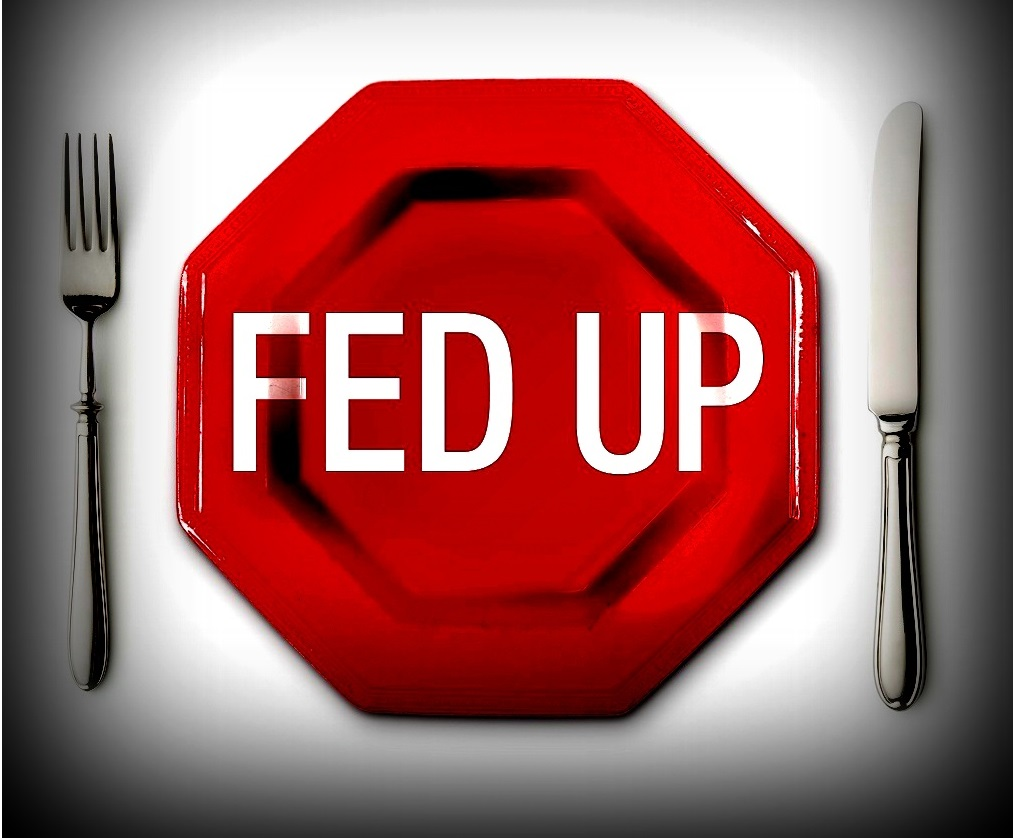 2 FED UP - Poster - Copy