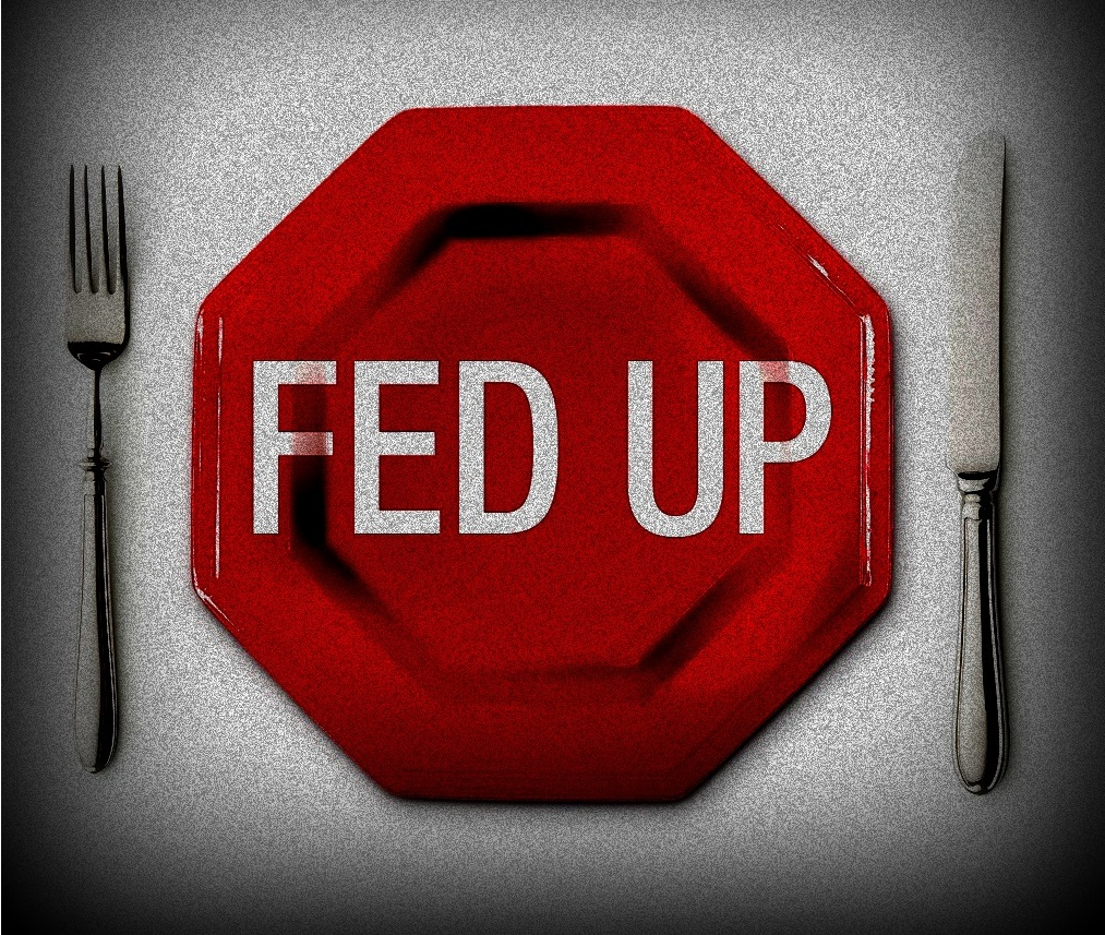 FED UP - Poster