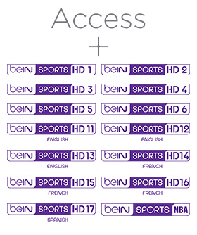 Top Sports Package